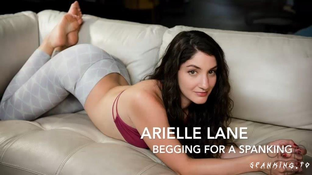 Arielle Lane - begging For A Spanking - Assumethepositionstudios - HD/720p