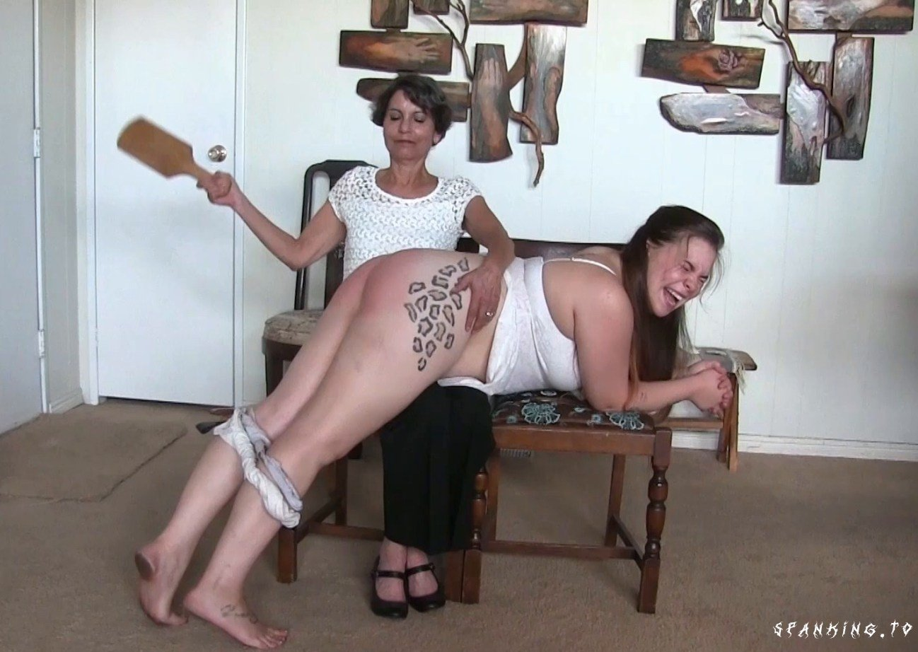 Very Ready For Her Spanking - Part Two - Goodspanking - Full HD