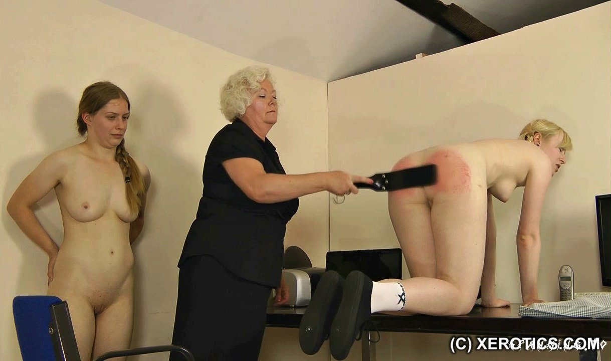 Work Experience 6 – On Your Knees - Spankingonline - HD/720p