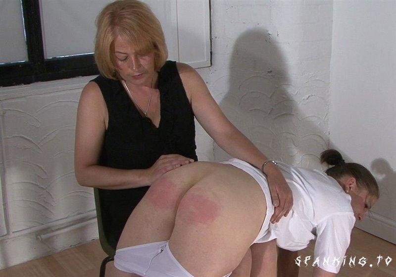 My Bottom Hasn't Got Bigger Miss - Spankingonline - HD/720p