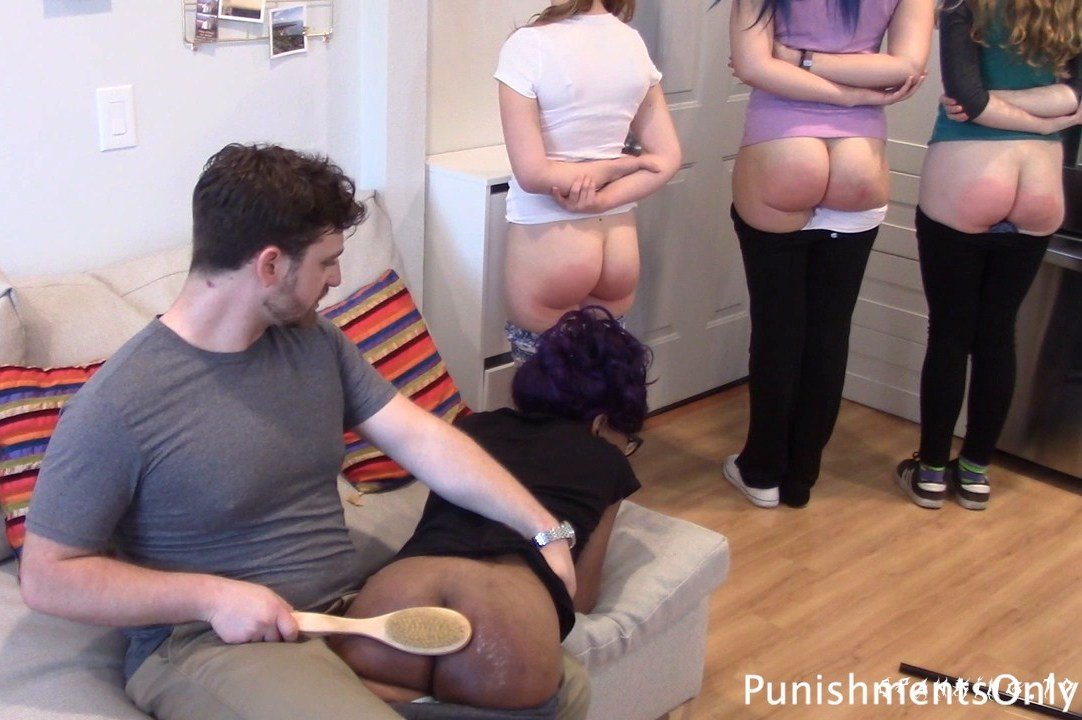 Spanktopia Part 1 - Punishments Only - HD/720p