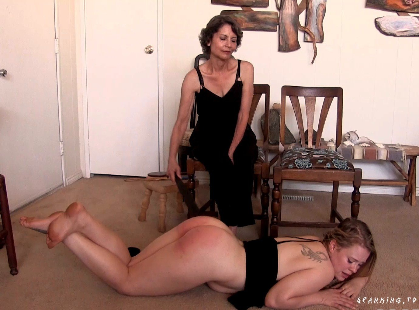 Primed And Ready For A Spanking Part Two - Goodspanking - Full HD