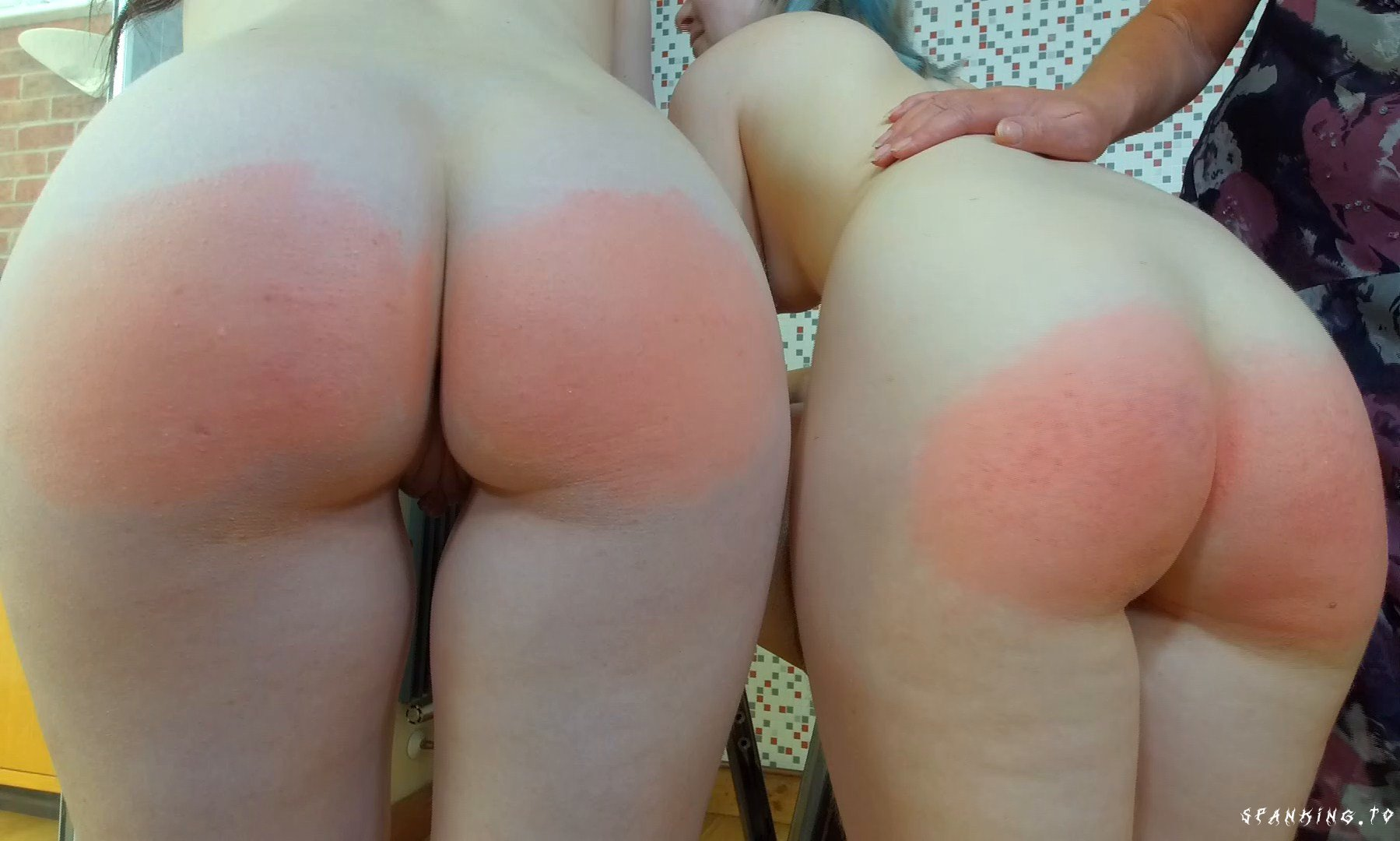 The House Of Correction 2 - English-Spankers - Full HD